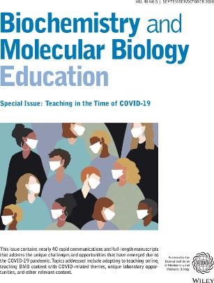 Biochemistry and Molecular Biology Education