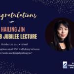 IUBMB Jubilee Lecture_Hailing Jin