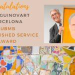 JG_IUBMB Distinguished Service Award