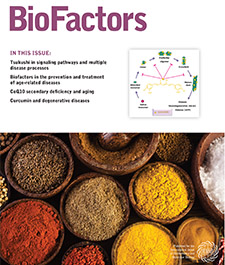 Biofactors cover