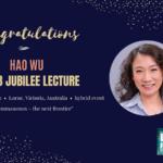 IUBMB Jubilee Lecture_Hao Wu