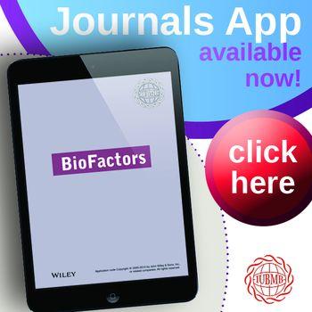 Journals App - BioFactors