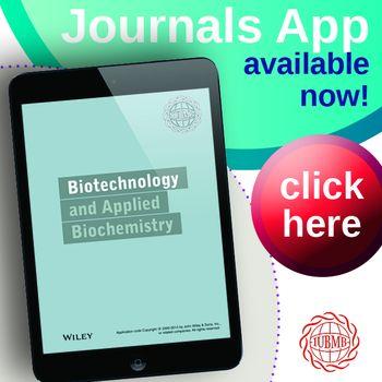 Journals App - Biotechnology