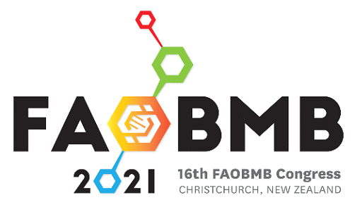 FAOBMB 2021 logo